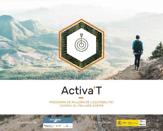 ACTIVA'T – Programa de mejora de la ocupación juvenil